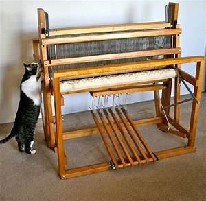 aunt nancy39s handmade soap nilus leclerc 36quot 4 harness With used floor looms for sale