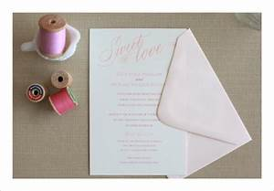 free sweet love invitation suite from the wedding chicks With free printable wedding invitations wedding chicks