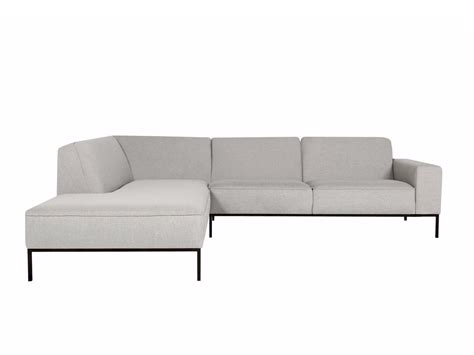 chaise longue design ville sofa with chaise longue ville collection by sits