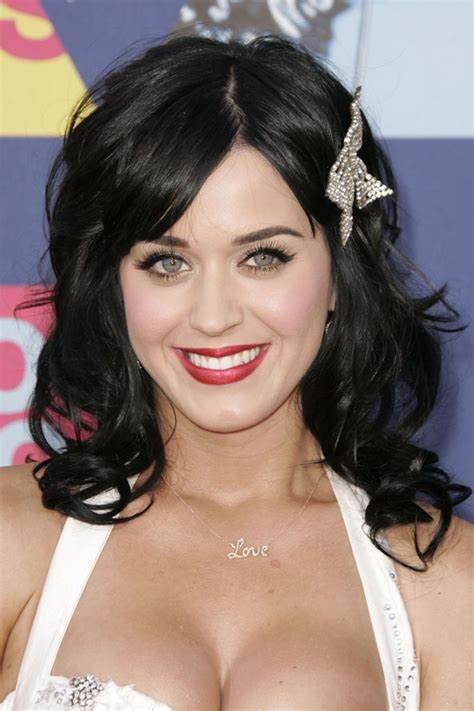 Hottest Style Diva Katy Perry Hairstyles The Wow Style