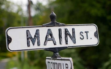 The Best Main Street In America Has Been Selected!