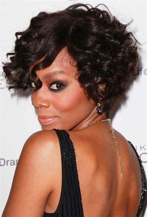17 look stunning with your short natural curly black