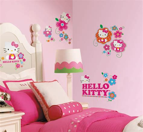 sticker mural chambre fille wall decals and sticker ideas for children bedrooms vizmini