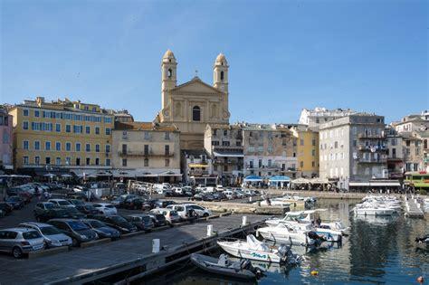 file corsica bastia eglise jean baptiste vieux port