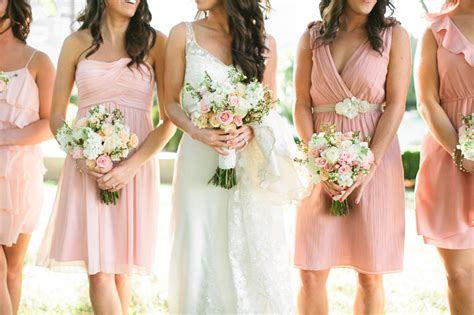 A Vintage Pink Diy Wedding
