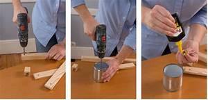 Fabriquer Une Lampe De Chevet : fabriquer une table de chevet avec des caisses a vin ~ Zukunftsfamilie.com Idées de Décoration