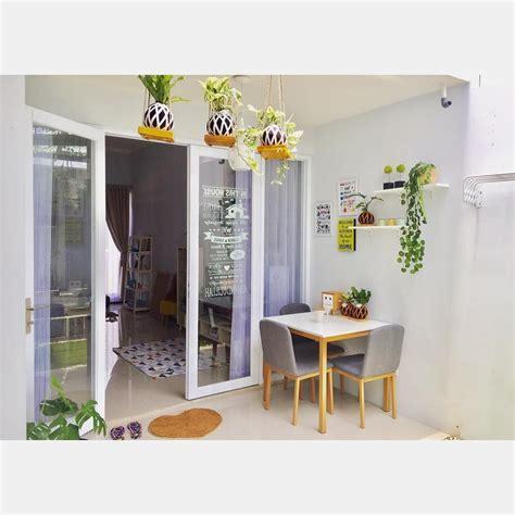 desain rumah unik tipe   meski mungil  indoor