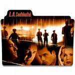 Folder Icon Confidential Angeles Los 1997 Deviantart