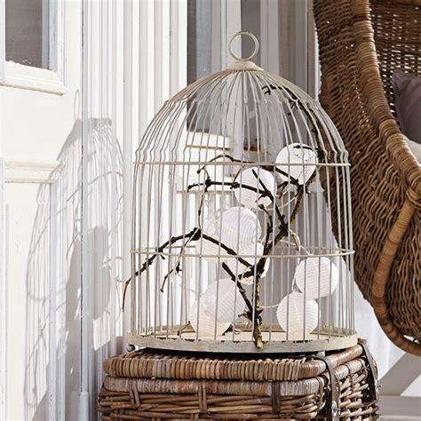 vogelkaefig deko ideen