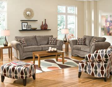 2 Loveseats In Living Room by Our Cobblestone Living Room By Woodhaven Includes