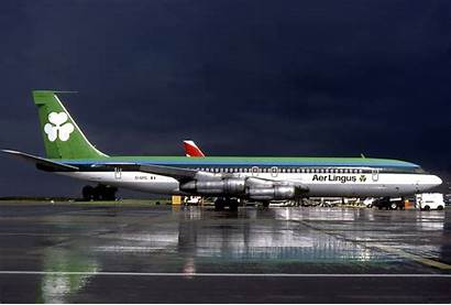 707 Boeing Lingus Aer B707 Going Airlines