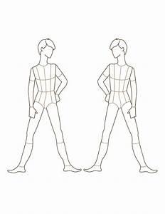Male Fashion Figure Croqui | www.imgkid.com - The Image ...