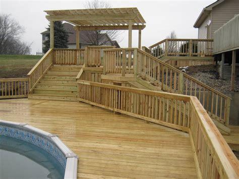 gallery    deck designs pictures interior design