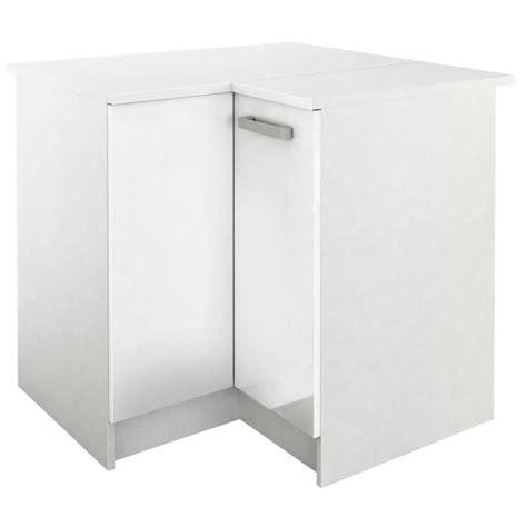 meuble d angle bas pour cuisine meuble d angle cuisine achat vente pas cher