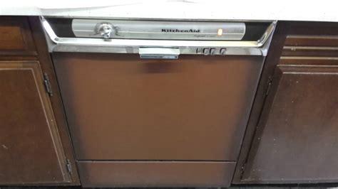 KitchenAid dishwasher by Hobart YouTube