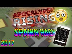 NEW APOCALYPSE RISING HACKS MODS DONT NEED RC7 2017