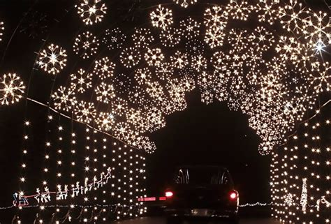 longest last christmas lights spectacular and light displays on island poppins things to do