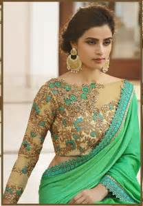 saree designs best 20 designer sarees ideas on