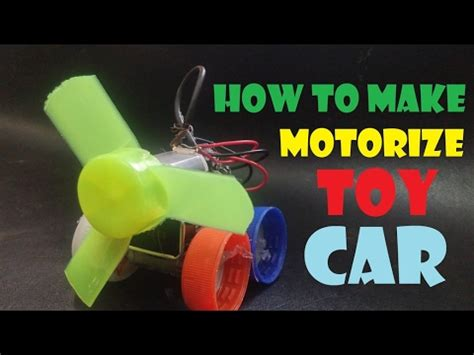 Make Electric Car by How To Make A Electric Car Motor Powered