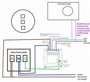 Hive Wiring Help