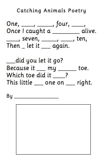 year 1 poetry worksheets poetry lessons worksheets and ideas for reception and