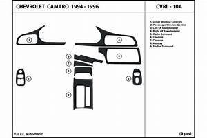 Dl Auto U2122 Chevrolet Camaro 1994