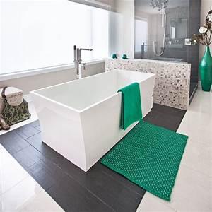 salle de bain jaune et bleu maison design bahbecom With salle de bain jaune et bleu