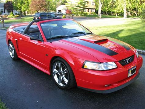 2000 Ford Mustang Conv by Sell Used 2000 Ford Mustang Conv Supercharged 4 6l V8 5