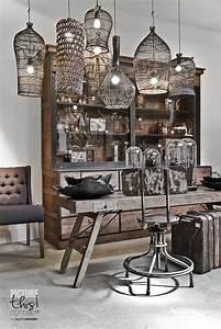 Decoration Industrielle Vintage : une d co inspiration brute ~ Teatrodelosmanantiales.com Idées de Décoration