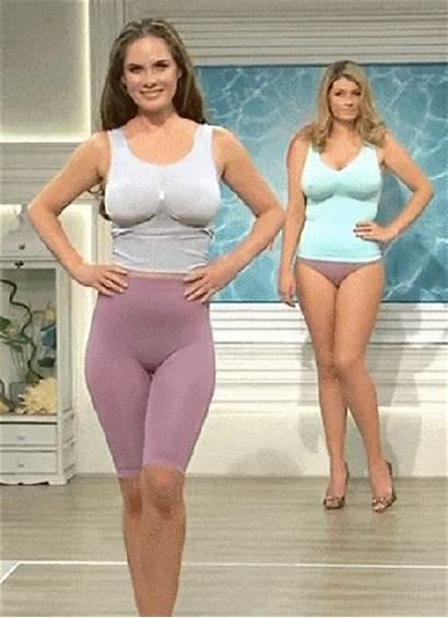 Underwear Major Success Gifs Slimming Campaign Advertising