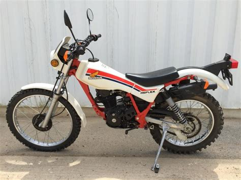1986 Honda Reflex Trials Motorcycles For Sale