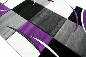 teppich traum moderne designer teppiche hochwertig With balkon teppich mit lila tapete wohnzimmer