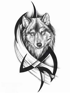 82 Mind Blowing Wolf Face Tattoo Design Ideas - Golfian.com