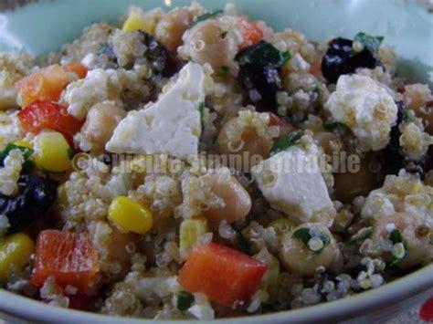 cuisine simple et facile recettes de salade composée de cuisine simple et facile