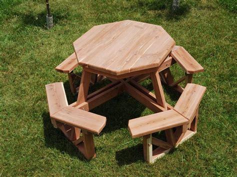 Woodwork Round Picnic Table Design Plans Pdf Plans