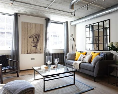 Industrial Living Room Design Ideas, Remodels & Photos  Houzz. How To Soundproof A Room Cheaply. Cheap Minnie Mouse Room Decor. Gas Room Heaters. Modern Home Decor Ideas. Dining Room Furniture Houston Tx. Disney Princess Decor. Dark Dining Room Table. Flying Pig Home Decor