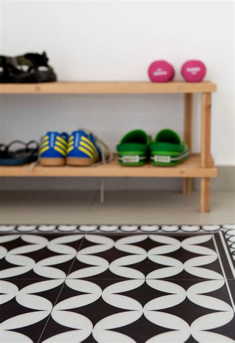 tappeto linoleum pvc vinyl mat tiles pattern decorative linoleum rug