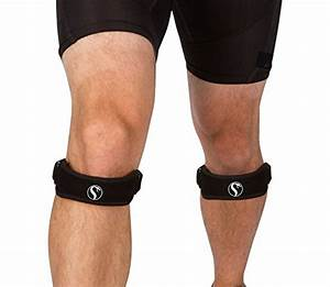 Patella Strap Band For Knee Pain Relief For Runners Or