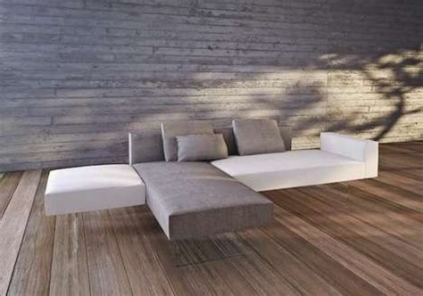 floating block sofas air collection  divans