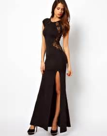 long black evening dresses iris gown