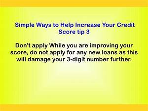 simple ways to help increase your credit score by over 100 With letters to help fix your credit