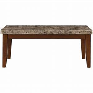 city lghts marble rect coffee table With light marble coffee table