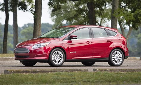 ford electric 2017 ford focus electric preview