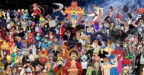 best animes of all times the official top 100 anime of all time according to the