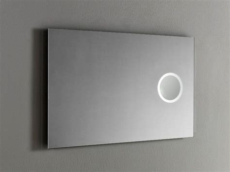 Specchio Ingranditore Illuminato Specchio Da Muro Con Ingranditore Illuminato Trucco
