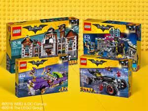 LEGO Batman Movie Box Sets