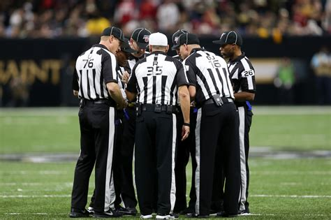 nfl refs expected  wear masks   electronic