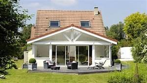 photo maison contemporaine interieur 8 photo de maison With maison avec veranda integree