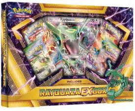 product images of hoenn power tins rayquaza ex box m