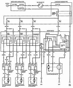 1993 Honda Accord Window Wiring Diagram